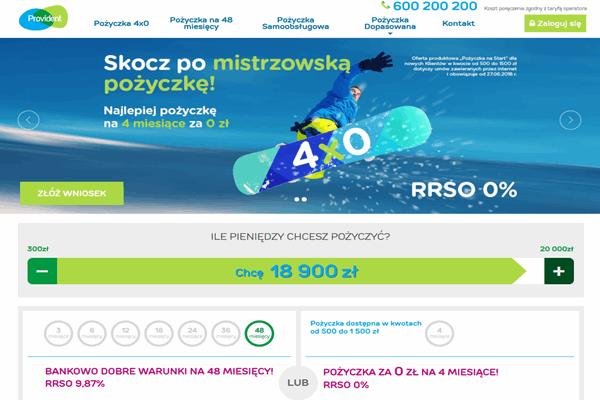 Provident Mirosławiec  zadzwoń 600 111 551